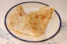Roti (ou farata)- Recette mauricienne