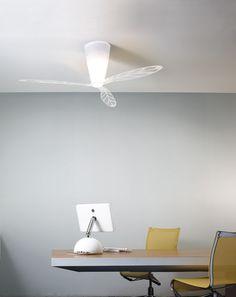 Lampada / Ventilatore Blow Luceplan @luceplan