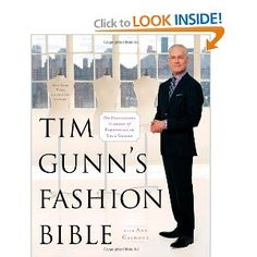 Even got to see Mr. Gunn and have him sign it! Overall I agree with him, but there are a couple of areas I don't. 1) Stockings and tights should always be in fashion. I don't like all this bare-leggedness no matter what. 2) Fur has properties man-made products don't. Also, you can't get very high and mighty about fur if you wear leather and eat meat. Otherwise, two thumbs up!