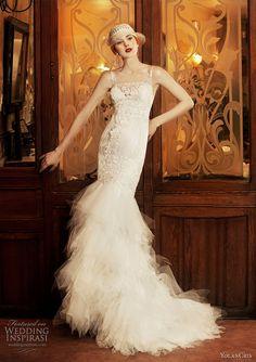 My dream dress  1920's themed wedding