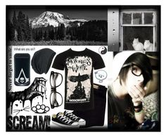 """""""Motionless in white ~Allison"""" by x-punk-and-band-stuff-x ❤ liked on Polyvore"""