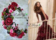 my more works here https: //vk.com/l.viktoriya.decor chaplets, rims, crowns, diadems Delivery all over the world Write luntsova@rambler.ru ; luntsovaviktoriya@ukr.net