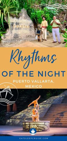If your Mexican Riviera cruise is visiting Puerto Vallarta, we share our 6 reasons to book the Rhythms of the Night shore excursion for your next trip. Cruise Excursions, Cruise Destinations, Cruise Port, Shore Excursions, Cruise Travel, Cruise Vacation, Packing List For Cruise, Cruise Tips, Mexico Vacation