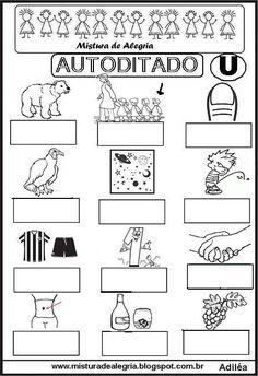 www.misturadealegria.blogspot.com.br-autoditado+U-imprimir-colorir.JPG (464×677)