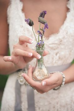 Lavender wedding inspiration and ideas / Bit of Ivory Photography