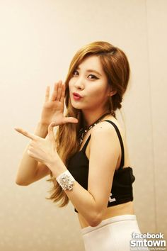 Seohyun (Maknae, Vocalista y Bailarina)
