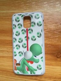 Super Mario World Yoshi case,This Cell Phone Cases Cover fit to iphone4 4s, iphone5 5s se, iphone5c,