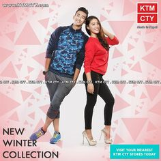 Get the New Winter Collection available at KTM CTY stores!  #ootd #outfitoftheday #lookoftheday #fashion #fashiongram #style #love #beautiful #currentlywearing #lookbook #wiwt #whatiwore #whatiworetoday #ootdshare #outfit #clothes #wiw #mylook #fashionista #todayimwearing #instastyle #instafashion #outfitpost #fashionpost #todaysoutfit #fashiondiaries