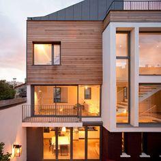 Maison de ville Montrouge Atelier Alexandre Dreyssé 4 rue de la Prévoyance 75019 Paris