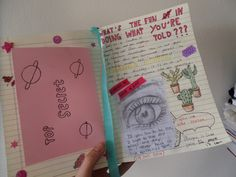 / art journals / tumblr / art / journal / writing / drawing / paint / color / write / express yourself / do art / create / be creative / washi tape / illustration / aesthetic / words / sketchbook / art life / watercolor / pen / ink / painting / paper / pages / spread / journal spread / mixed media / scrapbook / smashbook / collage / cut and paste / journal entries / artistic / polaroids / glue /