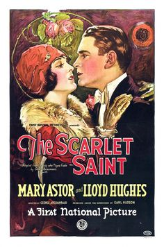 The Scarlet Saint. 1925