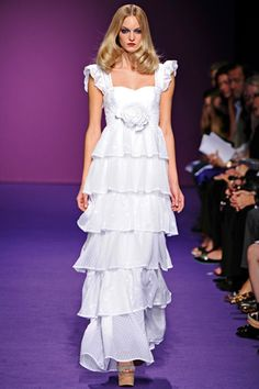 Andrew Gn Spring 2011 Ready-to-Wear