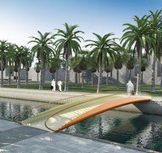 Delft Design Composite Bridge | Architecture Royal HaskoningDHV