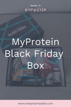 Black Friday is fast approaching and that typically means a wealth of offers from our favourite brands. Personally, on the nutrition side of things, I'll be keeping an eye on MyProtein to stock up on some of essentials.Despite the name, MyProtein don't just sell protein powder. Some of items I use most often include their almond butter, their sugar free syrups, Flavdrops™, L-Glutamine Powder and the Essential BCAA 2:1:1 Powder.