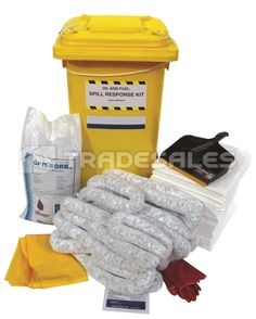 We have one of the largest ranges of Oil & Fuel Spill Kits available in Australia. They come in a range of different sizes and are suitable for small operations, heavy industry and everyone in between.