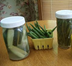 Donna's Dill Pickles