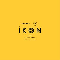 IKON Lamps by Kevin Cabuli, via Behance