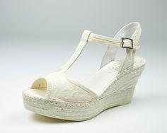 Zapato de novia Angelica