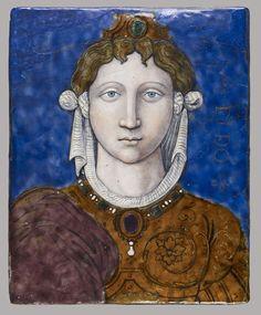 Léonard Limosin - Dido - nach ihm ist das Limosiner Blau benannt.
