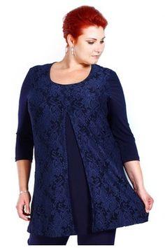 ANDA - šaty krajka 95 - 100 cm