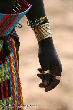 Omo Valley, Ethiopia   © Andrea Maini, via Flickr