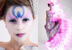 Carnival, Halloween Face Makeup, Workshop, Make Up, Hairstyle, Disney Princess, Art, Hair Job, Art Background