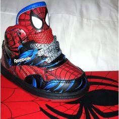 Reebok Reverse Jam Mid Spider-Man Reebok 00acc7a04