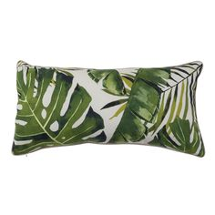 Add a fresh burst of tropical colour to your home with our Ailani cushions. Featuring an exclusive watercolour botanical print, the Ailani cushions are perfect for styling with other tropical and botanical styles from our collection.