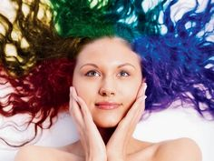 Hair colour adds attitude to your personality and if you want to show off a rebellious and free-spirited streak, try rainbow-inspired hair colours. After all, nothing makes a bold beauty statement quite like multicoloured tresses! Slowly becoming a mainstream trend, from monotone highlights in colours like fuchsia and lavender to more experimental combinations, there are multiple ways to brighten your hair.A hint on the tipsOne of the best low-key ways to incorporate this trend is to simply…