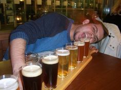 STUDY: Drinking Beer Makes You Smarter