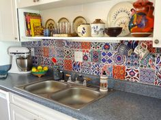 Decals Kitchen Backsplash Ideas on vinyl wall decal backsplash, kitchen decals refrigerator, kitchen wall decor,