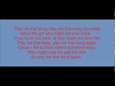 Play Me That Song - Brantley Gilbert (Lyrics On Screen)