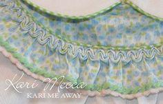 Jack & Jill Top & Pants pattern from Kari Me Away