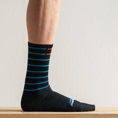 Ornot Blue Line Socks