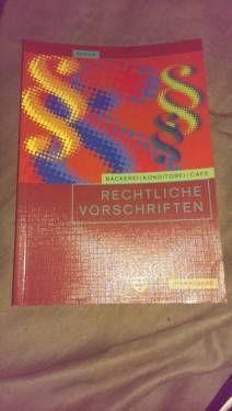 RESERVIERT!  Ich sortiere wegen Platzmangel aus...  Stück 1,- Euro oder zusammen für...,Handwerksordnung + Rechtliche Vorschriften Bäckerei Konditorei in Koblenz - Koblenz