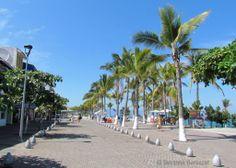 Take a stroll along Puerto Vallarta's malecon