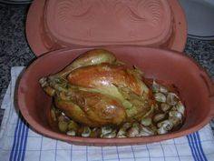 Ww recettes testées: cuisson dans la römertopf Alsace, Artichoke, Pork, Turkey, Meat, Vegetables, Desserts, Invitations, Image
