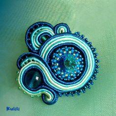 Jezerní královna Brooch, Crafts, Jewelry, Fashion, Moda, Manualidades, Jewlery, Jewerly, Fashion Styles