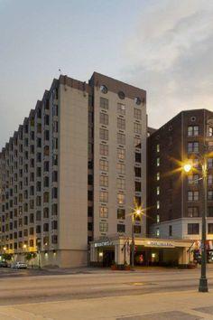 Hotel downtown Memphis