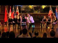 1st Place - Invitational Jack & Jill won by Maxence Martin & Libby Collins at the 2011 Australian Open West Coast Swing (WCS) Dance Championships held in Melbourne, Australia.    Visit the Australian Open website (http://australianopenwcs.com.au) for full event information and results.