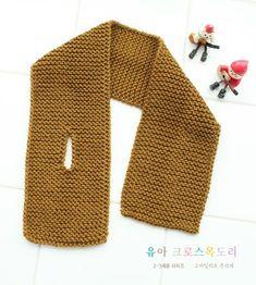 Easy Scarf Knitting Patterns, Easy Knitting, Loom Knitting, Knitting Stitches, Knitting Designs, Knitted Shawls, Crochet Scarves, Crochet Shawl, Knit Crochet
