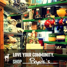 Shop local at Pryde's Old Westport in Kansas City, this kitchen store is way fun