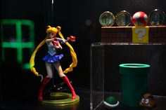 My Childhood Hero    Nikon D3100 35mm dx lens  Toy Fair 2014