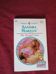 The Bridal Suite by Sandra Marton Harlequin Presents # 1979 (1998) For Sale At Wenzel Thrifty Nickel eCRATER store