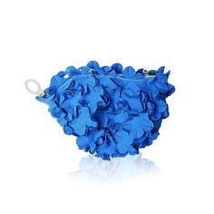 Spa fiori azzurro