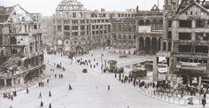 Potsdamer Platz, The Second City, European History, Berlin Germany, Cold War, World War Ii, Wwii, The Past, Street View
