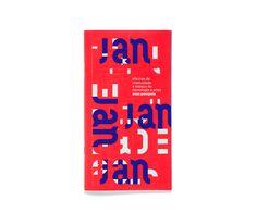 58cc936254 oficinas de criatividade, sesc pompeia. series of covers printed on  adhesive paper. set with p22 blox