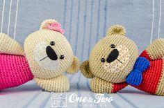 Ravelry: Teddy Sweet Hugs pattern by Carolina Guzman