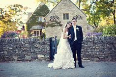 Henry Ford Museum Wedding - Cotswold Cottage in Greenfield Village via Historic Transportation - Amy Bovee Photography #thehenryford