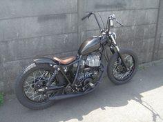Bratstyle Yamaha SR500